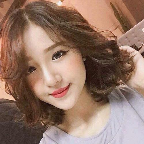 10 Kiểu tóc ngắn xoăn sóng dễ thương phù hợp mọi khuôn mặt - Ảnh 9