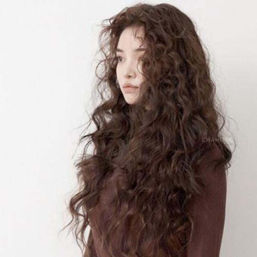 12 Kiểu tóc uốn dễ thương diện là đẹp - Ảnh 2