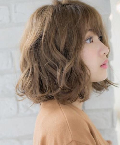 12 Kiểu tóc uốn dễ thương diện là đẹp - Ảnh 4