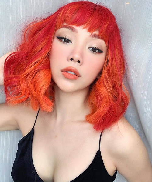 5 Kiểu tóc đẹp nhất Hè này chị em nên tham khảo - Ảnh 10