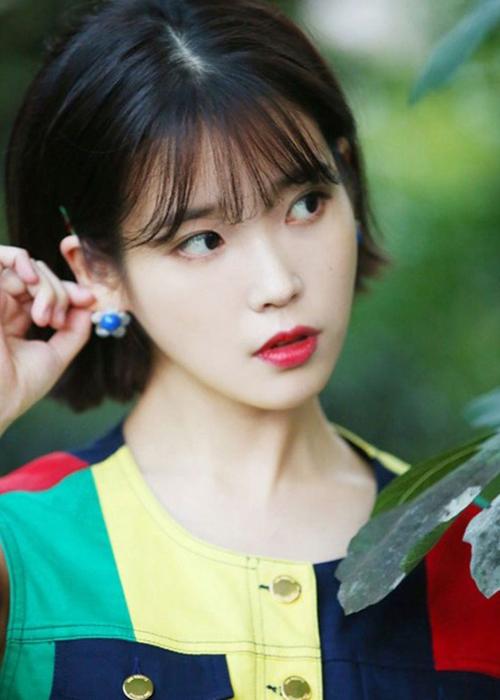 6 kiểu tóc xoăn ngắn được sao Hàn ưa chuộng nhất hiện nay - Ảnh 9