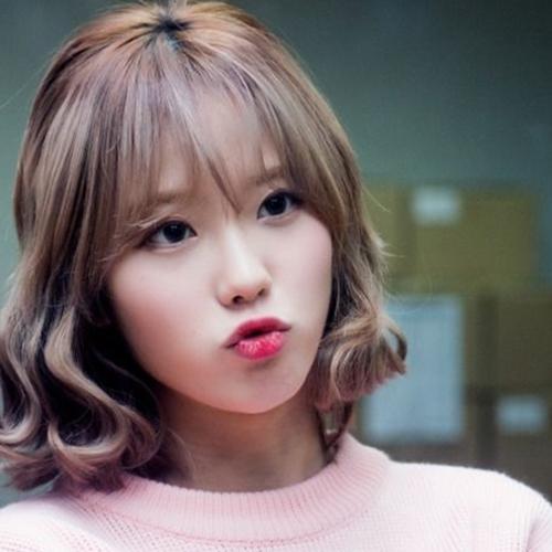 6 kiểu tóc xoăn ngắn được sao Hàn ưa chuộng nhất hiện nay - Ảnh 4