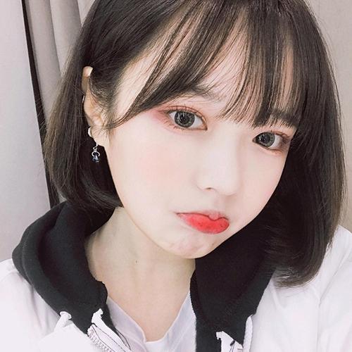 Top 3 kiểu tóc mái Hàn Quốc đẹp nhất cho bạn gái trán ngắn - Ảnh 10