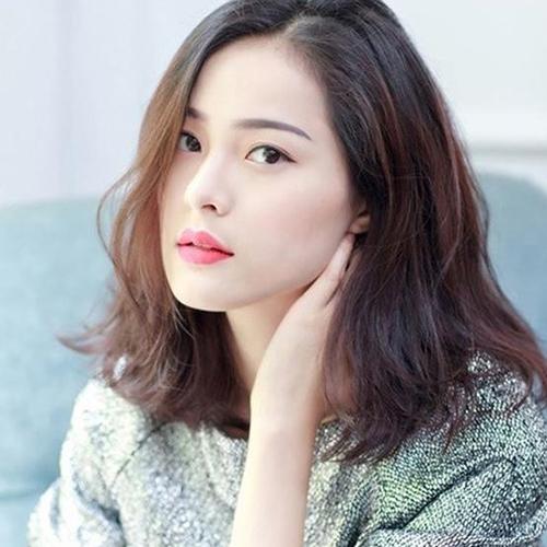 Top 3 kiểu tóc mái Hàn Quốc đẹp nhất cho bạn gái trán ngắn - Ảnh 9