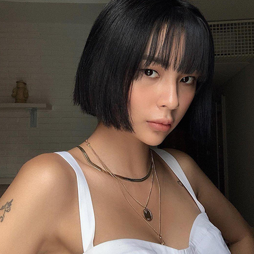 3 nguyên tắc chọn kiểu tóc ngắn đúng chuẩn cho nàng mặt dài thêm xinh - Ảnh 1