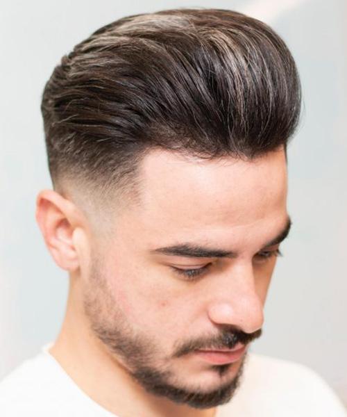 Những kiểu tóc nam đẹp hiện đại hút hồn phái đẹp - Ảnh 2