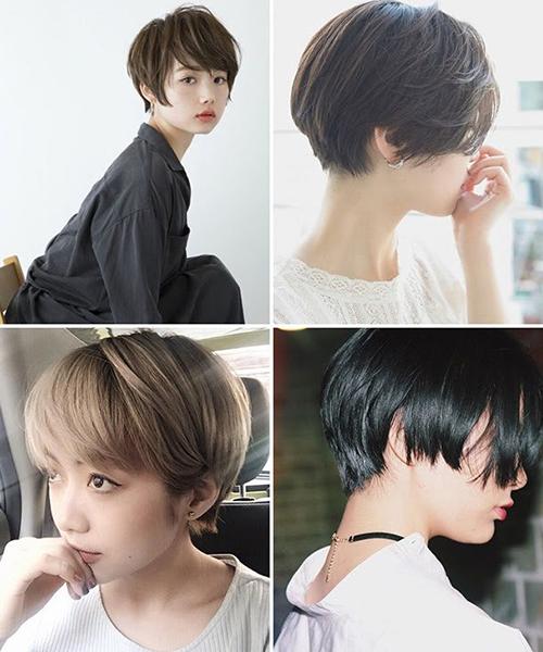 TOP 10 kiểu tóc tém đẹp nhất cho bạn gái phù hợp mọi khuôn mặt - Ảnh 10