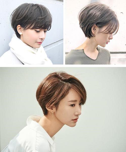 TOP 10 kiểu tóc tém đẹp nhất cho bạn gái phù hợp mọi khuôn mặt - Ảnh 2