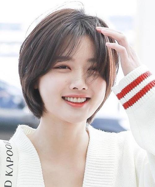 TOP 10 kiểu tóc tém đẹp nhất cho bạn gái phù hợp mọi khuôn mặt - Ảnh 4