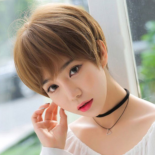 TOP 10 kiểu tóc tém đẹp nhất cho bạn gái phù hợp mọi khuôn mặt - Ảnh 7