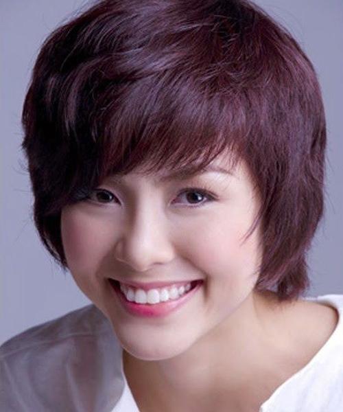 TOP 10 kiểu tóc tém đẹp nhất cho bạn gái phù hợp mọi khuôn mặt - Ảnh 9