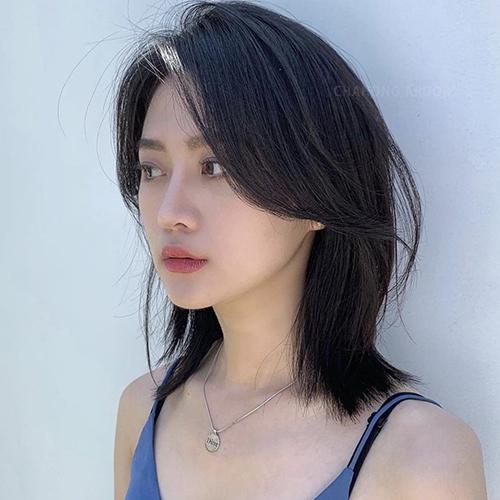 TOP 5 kiểu tóc ngắn giúp gương mặt to thon gọn, xinh xắn tức thì - Ảnh 4