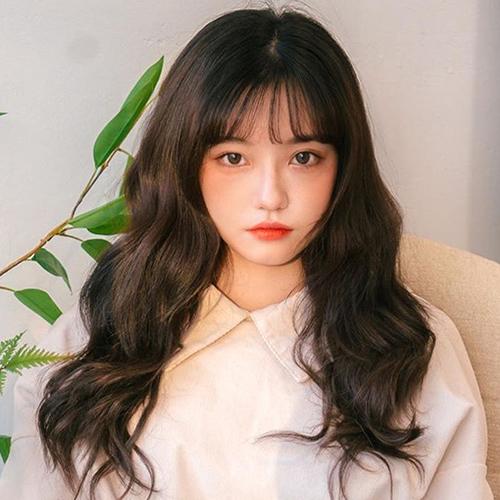 TOP 5 kiểu tóc uốn gợn sóng đẹp chuẩn style Hàn - Ảnh 9