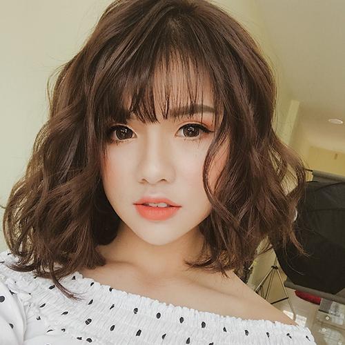 TOP 5 kiểu tóc uốn gợn sóng đẹp chuẩn style Hàn - Ảnh 6