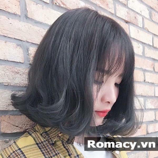 14 Kiểu tóc ngắn xoăn nhẹ 2018 đẹp nhất
