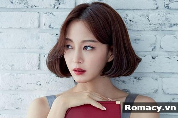 13 Kiểu tóc ngắn Hàn Quốc 2018 đẹp khó cưỡng