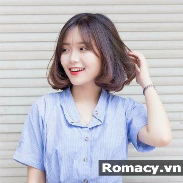 14 Kiểu tóc ngắn cá tính 2018 đẹp nhất