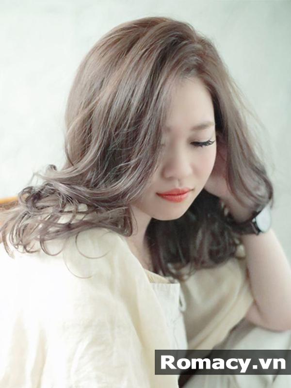 16 màu tóc cực đẹp được ưa chuộng nhất năm 2018