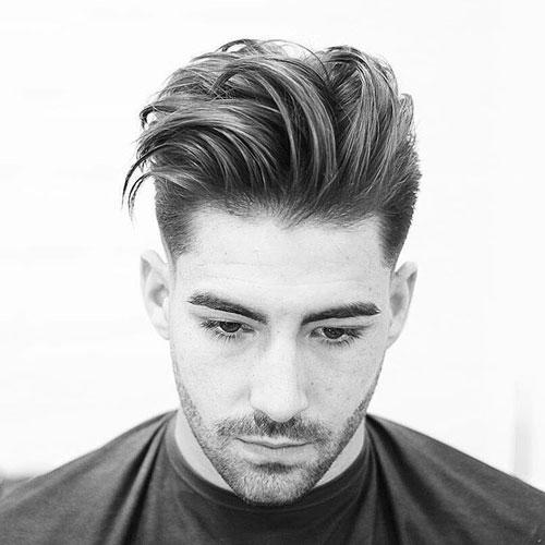 BST Các kiểu tóc đẹp nhất cho nam giới phù hợp với mọi lứa tuổi phái mạnh 2020
