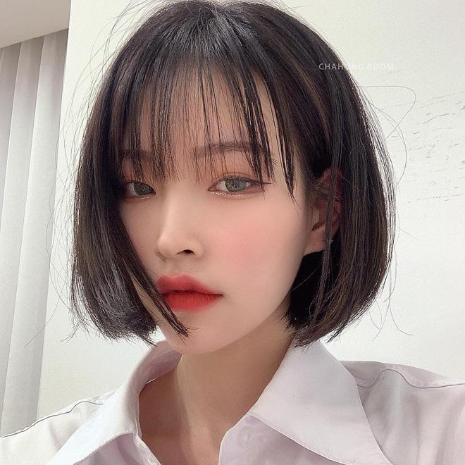 3 nguyên tắc chọn kiểu tóc ngắn đúng chuẩn cho nàng mặt dài thêm xinh
