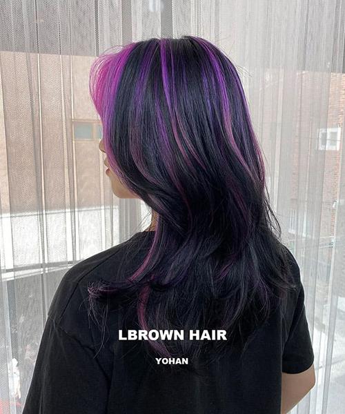 TOP 12 màu tóc highlight đẹp không rời mắt