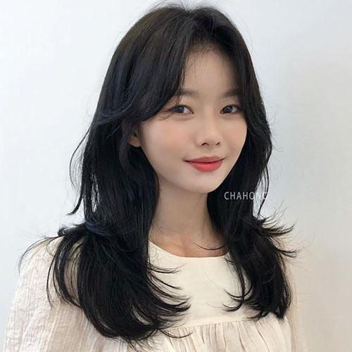 TOP 14 kiểu tóc uốn cụp giúp nàng trẻ xinh vài phần