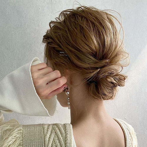 5 kiểu búi tóc dự tiệc đơn giản thanh lịch ai cũng thực hiện được