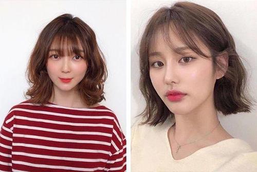 7 kiểu tóc ngắn uốn sóng đẹp thịnh hành nhất hiện nay
