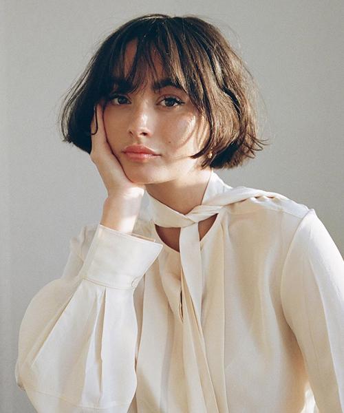 Học lỏm 4 kiểu tóc ngắn đẹp của phụ nữ Pháp