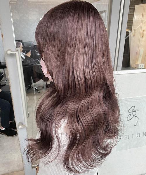 5 màu tóc nhuộm nhã nhặn thanh lịch cho cô nàng công sở