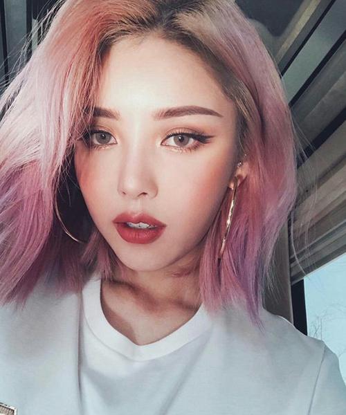 5 màu nhuộm tóc trẻ trung thời thượng cho nàng tự tin đón hè